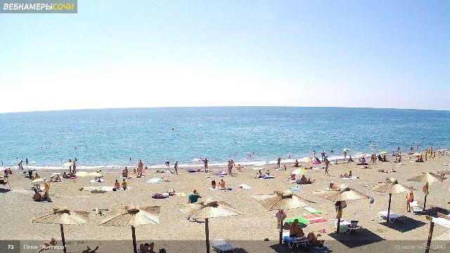 Веб камера нудиский пляж онлайн