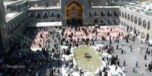 Webcam Mashad - The Palace of Freedom in the Imam Reza Mausoleum