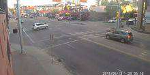 Webcam Calgary - Crossroads 8 streets and 14 avenues