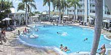 Webcam Key West - Hotel Pool 24 North Hotel