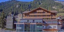 Webcam Spitz - Hotel Adler in Adelboden