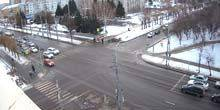 Webcam Krasnoyarsk - Administration of the Oktyabrsky district