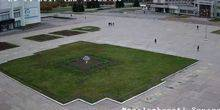Webcam Sumy - The Independence square to the regional administration