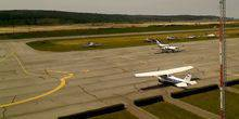 Webcam Portoroz - The runway at the airport