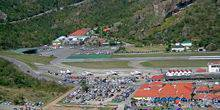 Webcam Gustavia - Airport runway