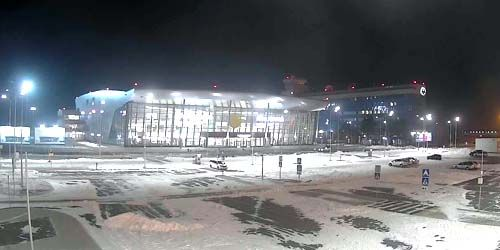 Webcam Khabarovsk - International Airport named after G.I. Nevelskoy