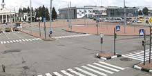Webcam Kharkov - Square in front of the airport