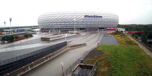 Webcam Munich - Alliance Arena stadium outdoor camera