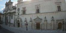 Webcam Sulmona - The temple complex of the Santissima Annunziata