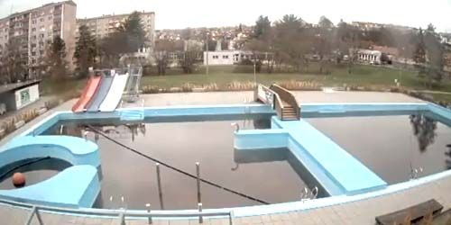 Webcam Uherske Hradiste - Aquapark