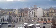 Webcam Sulmona - Aqueduct on the Piazza Giuseppe Garibaldi