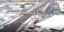 Webcam Krasnoyarsk - Sports complex Arena-North, st. May 9