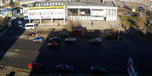 Webcam Nova Kakhovka - View of the Bus station