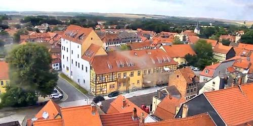 Webcam Erfurt - Overview camera of the suburb of Bad Langensalz