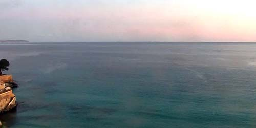 Webcam Palma (Mallorca Island) - Panorama of the Bay of Badia de Palma