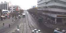 Webcam Konya - Bank of Turkey, Mevlana Street
