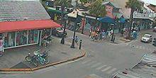 Webcam Key West - Bar Sloppy Joe's, Duval street