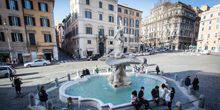 Webcam Rome - Piazza Barberini