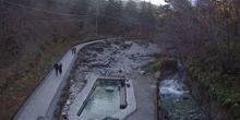 Webcam Kusatsu - Baths under the open sky