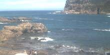 Webcam Knysna - West Coast Cliff View, Bay Entrance