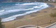 Webcam Paleochora - City beach