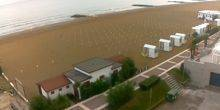 Webcam Caorle - Sandy beach