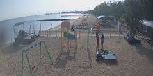 Webcam Mariupol - Central city beach
