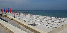 Webcam Odessa - Black sea from the beach Dolphin