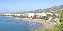 Webcam Castellon de la plana - Coast with beaches