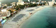 Webcam Palma (Mallorca Island) - Hotels in a beautiful bay