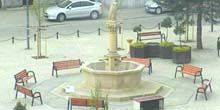 Webcam Wroclaw - The central area of the village Belyava