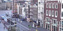 Webcam Amsterdam - Bersplein Square