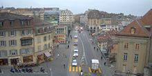 Webcam Lausanne - Arch bridge Bessieres