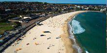 Webcam Sydney - The Central beach Sydney Bondi beach