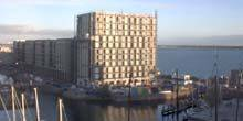 Webcam Amsterdam - Hotel Breeze on the banks of Lake Eimer