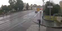 Webcam Kharkov - Bridge on Moskovsky Prospect