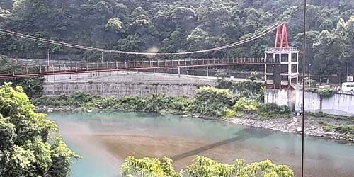 Webcam Taipei - Ontario Bridge, Wulai Suspension Bridge