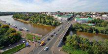 Webcam Omsk - Jubilee bridge