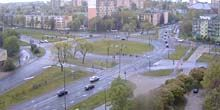 Webcam Lodz - Ring Road Vladislav Bronevsky