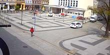 Webcam Opole - Central square of Brzeg
