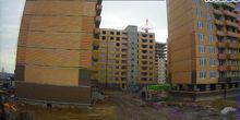 Webcam Chornomorsk (Ilyichevsk) - The construction of a new neighborhood