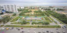 Webcam Nizhnevartovsk - Square Builders