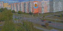 Webcam Desnogorsk - Residential buildings of the fourth microdistrict