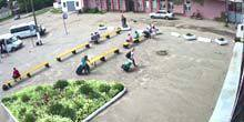 Webcam Priluki - Bus station