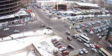 Webcam Krasnoyarsk - Intercity Bus Station