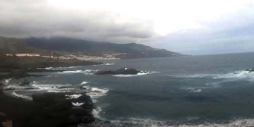 Webcam Santa Cruz de Tenerife - Cancajos beach on the island of Palma