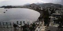 Webcam Bodrum - Bay overlooking St. Peter's Castle