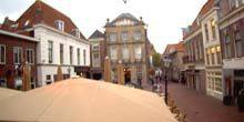 Webcam Brillet - Central square, city castle