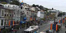 Webcam San Francisco - Castro Street