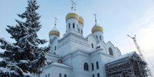 Webcam Arkhangelsk - The Cathedral of the Archangel Michael